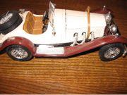 Modell Burago Mercedes Scala 1-13