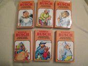 Wilhelm Busch 6 Bände