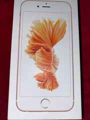 iPhone 6s rose gold 32