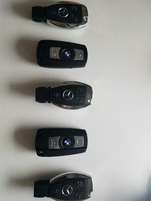 Mercedes Schlüssel programmieren W203 W204