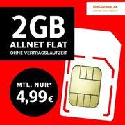 Allnet Flat 2 GB nur