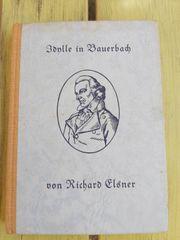 Buch Idylle in Bauerbach