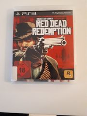 Red Dead Redemption Bluray Playstation