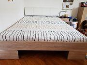 Futonbett komplett 140x200 cm