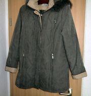 Damen Winterjacke Größe 40 Marke
