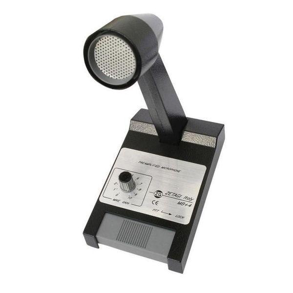 Zetagi MB 4 Standmikrofon Turner