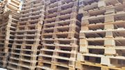 Gebrauchte Einweg Industriepaletten 1000x1200mm