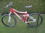 Fully Mountainbike Marke Conway Queen