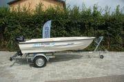 SeaRider 410 fish Angelboot Badeboot