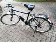 Verkaufe ältere Fahrräder 24 Gänge