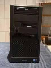 PC Fujitsu Esprimo Windows 10