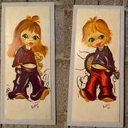 Bild Mädchen und junge