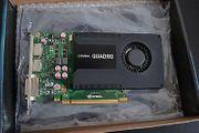 Neue Nvidia Quadro K2200 4Gb
