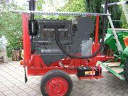 Verkaufe Deutz-F4-L514 Motor A4 L514
