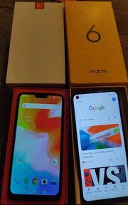 Smartphone Handy one plus Realme