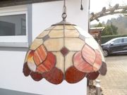 Verkaufe hängende Tiffany Deckenlampe