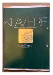 Schimmel Piano 118T
