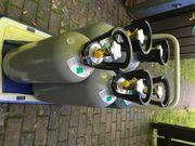 CO2 Flaschen voll 10kg lebensmittelgeeignet -