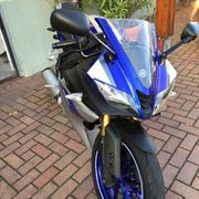 YAMAHA YZF R125 ABS jetzt