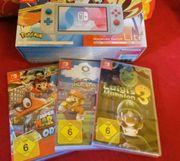 Nintendo Switch lite Pokémon Edition