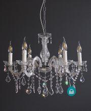 Kronleuchter 8 armig SPECTRA® Crystal