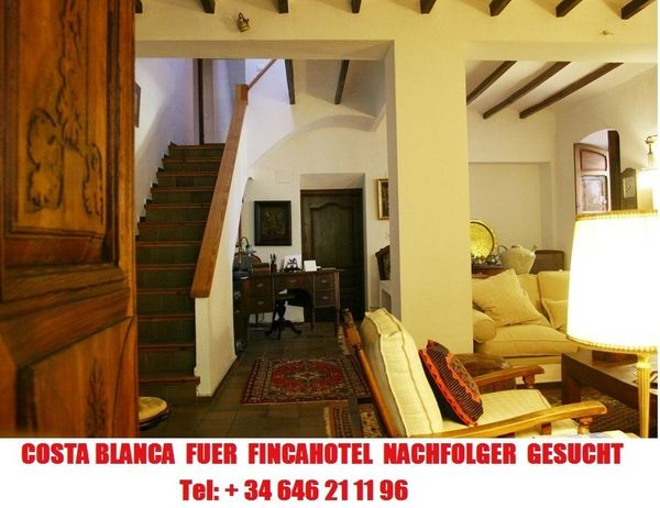 FINCAHOTEL SPANIEN Ratenkauf