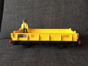 Playmobil Niederbordwagen