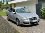 VW Golf V Variant 1