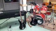 Die MDG-Big Band in Lahnstein