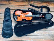 Violine für LinkshänderInnen inkl Zubehör