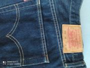 Levis Jeans 522 W38 L32