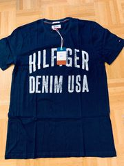 T-Shirt TOMMY HILFIGER DARK BLUE