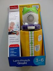 Fisher Price Lern-Frosch Quaki