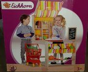 Kinder Kaufladen von Eichhorn gebraucht