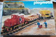 Playmobil Eisenbahn 4027 LGB Spur