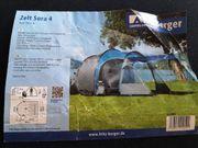 Zelt für bis zu 4