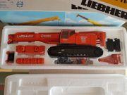 Liebherr Raupenkran LTR 1100 LaPrairie