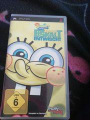 psp Spiel SpongeBob
