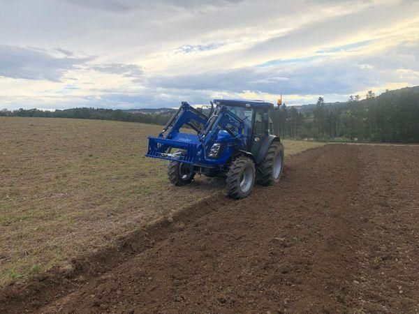 Allrad- Traktor Solis 75 CRDI