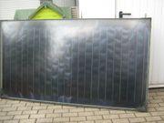 Solarthermie 2 x Flachkollektoren Solarkollektor