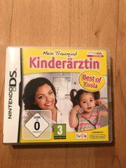 Nintendo DS Spiel Kinderärztin