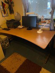 Schreibtisch in Profi-Qualität Top-Zustand