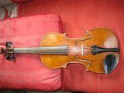 Geige Mittenwald 1862