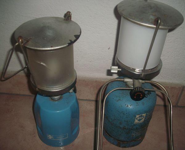 Gaslampen Campinglampen