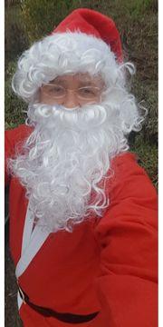 Weihnachtsmann prof MACHT HAUSBESUCHE VOM