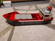 Playmobil Containerschiff 4472 A