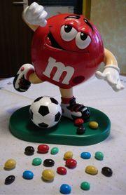 Fußball WM-EM Deko- Figur mit