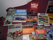 Bücher über Motorräder Motorradreisen BMW