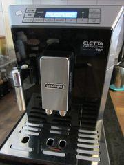 Kaffeevollautomat Eletta Cappuccino Top schwarz-