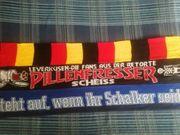 3 verschiedene Schals nur zusammen